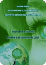 Raport social al ICCV 2011. România: răspunsuri la criză
